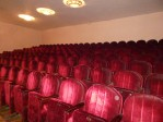 Зрительный зал Театра им. Ермоловой - фото 1 (амфитеатр) .