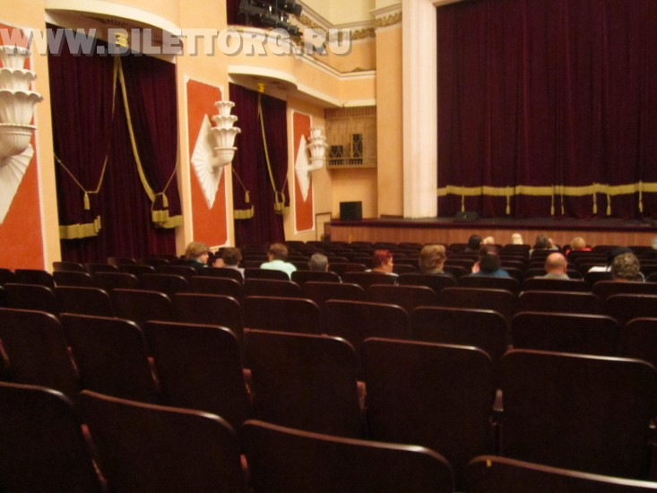 зал театра Ромэн - фото 2