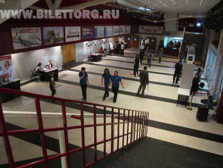 Театр Россия внутри фото 2