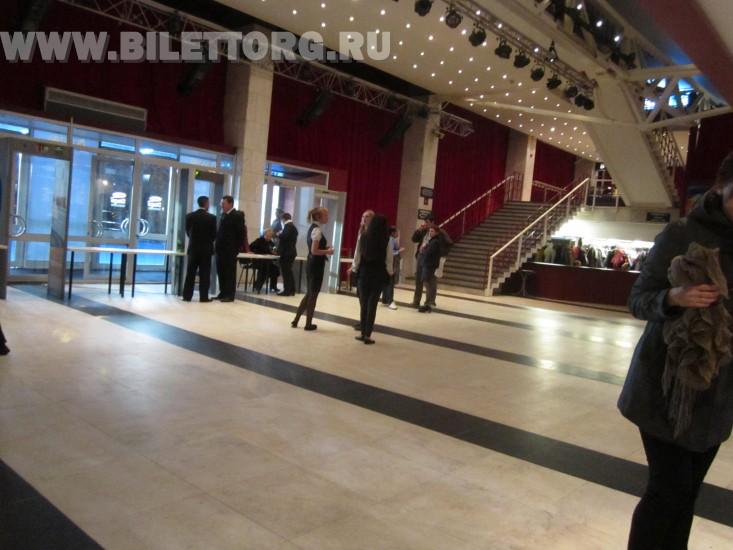 Театр Россия внутри фото 4
