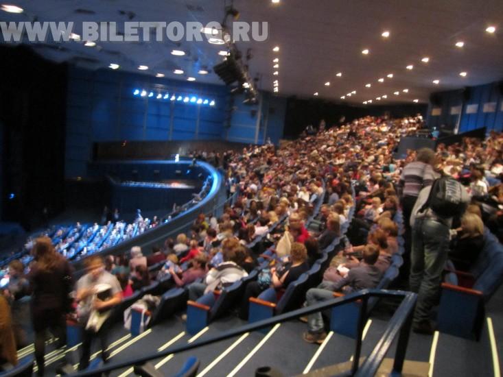 Театр россия  зрительного зала