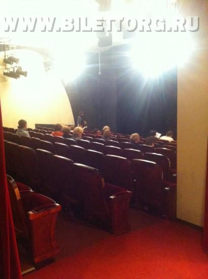 Театр Шалом, зрительный зал