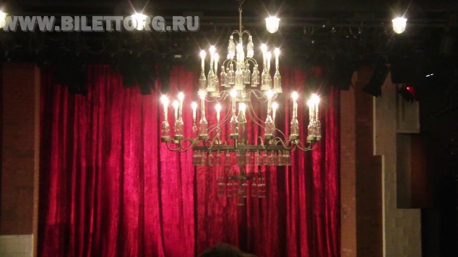 В зрительном зале СТИ, фото 2