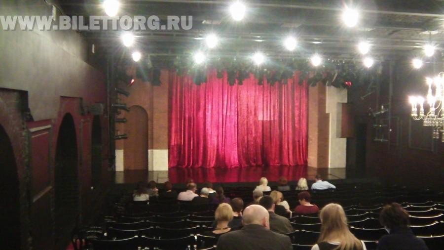 В зрительном зале СТИ, фото 3