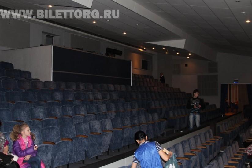 """""""Аквамарин"""" зрительный зал"""