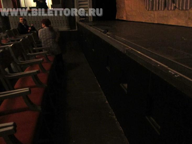Зрительный зал театра Наций
