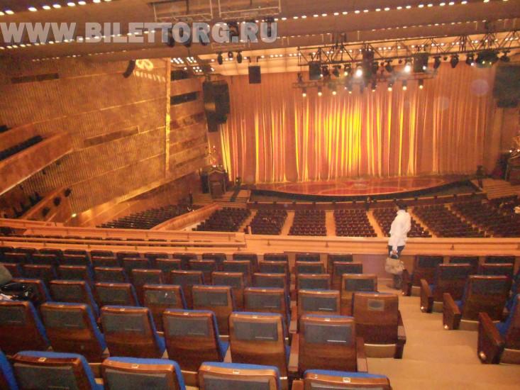 В зале Кремлевского дворца