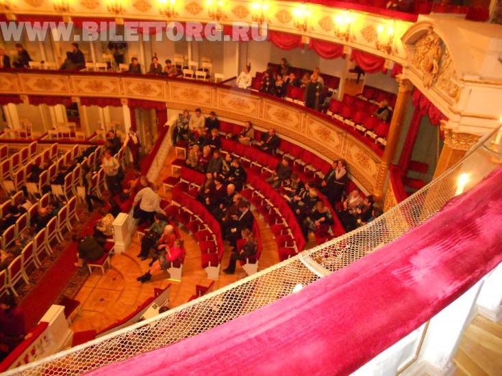 Фото зала театра зала