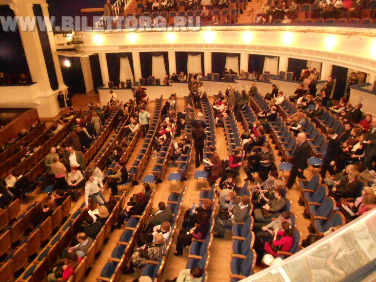 театр станиславского эсмеральда фото