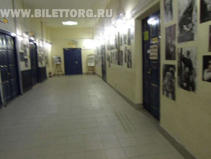 Внутри театра Эрмитаж фото 3