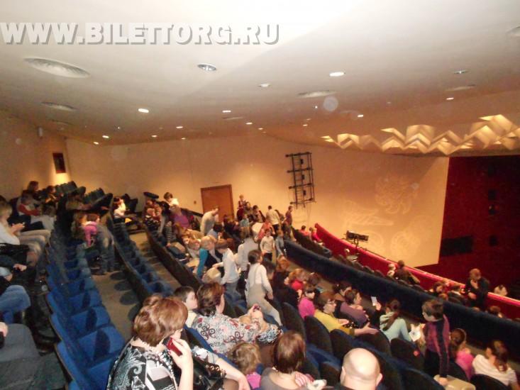 В зале Театриума на Серпуховке