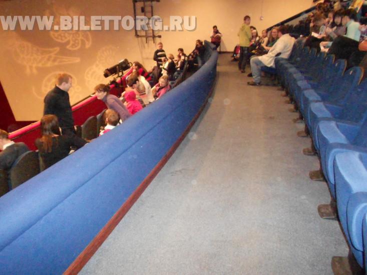 В зале Театра Клоунады Терезы Дуровой - фото 2.