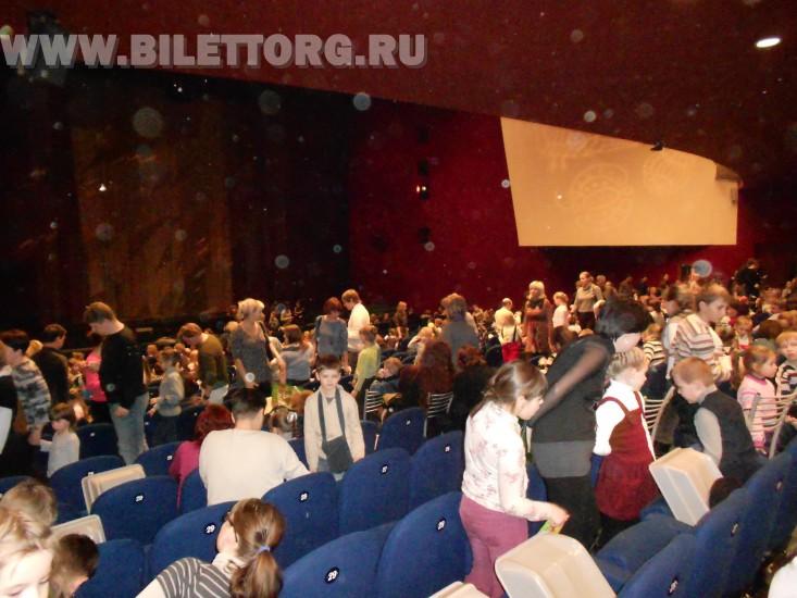 В зале Театра Клоунады Терезы Дуровой - фото 3.