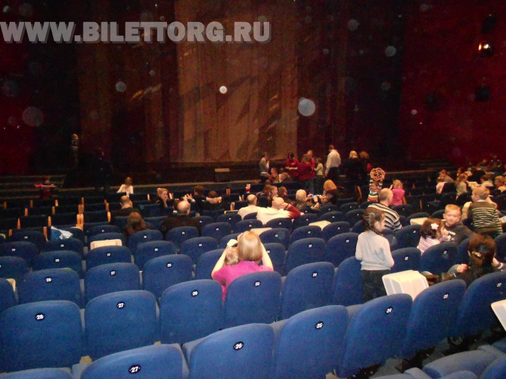 В зале Театра Клоунады Терезы Дуровой - фото 4.