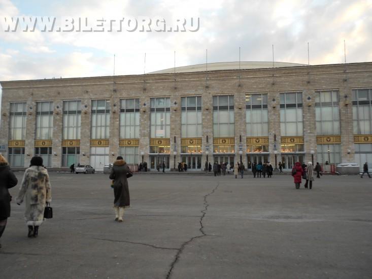 Дворец спорта Лужники - фото 5