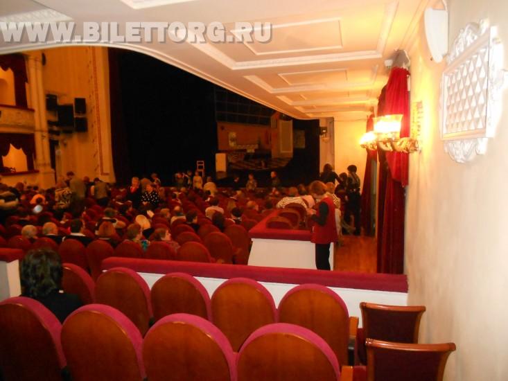 театр им.пушкина фото зала