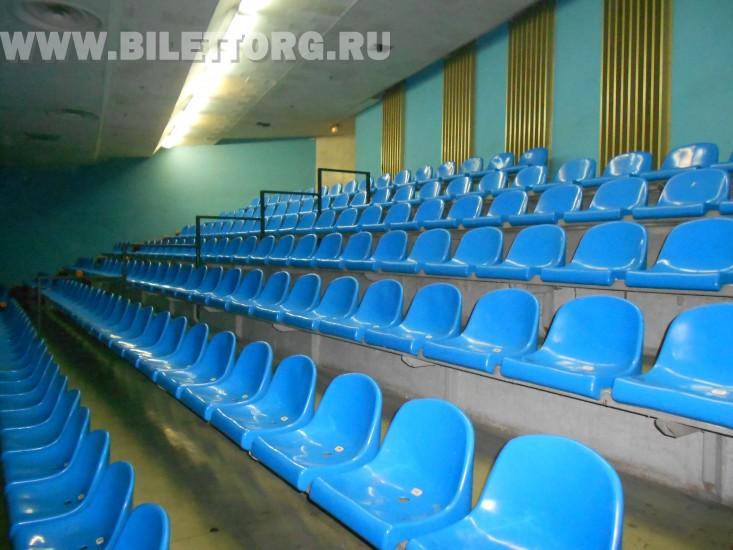 Зрительный зал СК Олимпийский