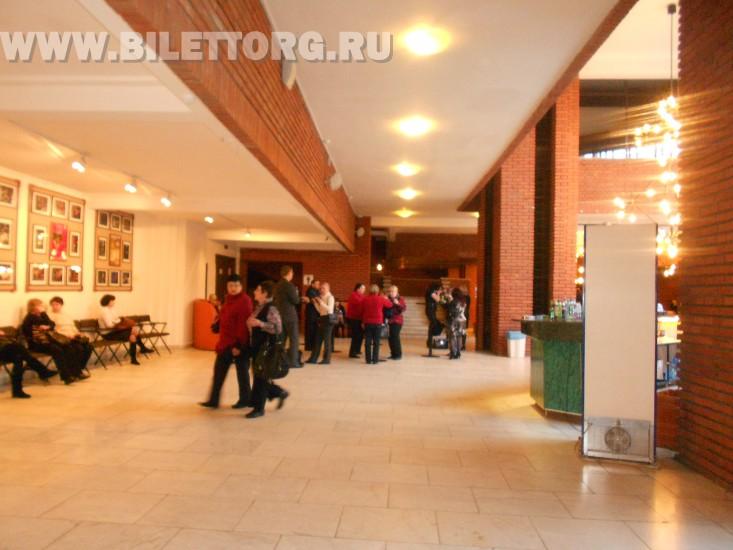 В Театре Содружества актеров Таганки - фото 6.
