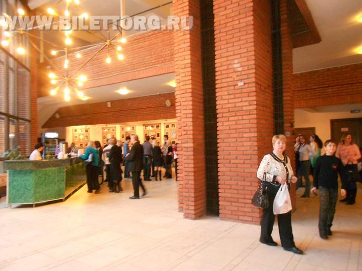 В Театре Содружества актеров Таганки - фото 14.