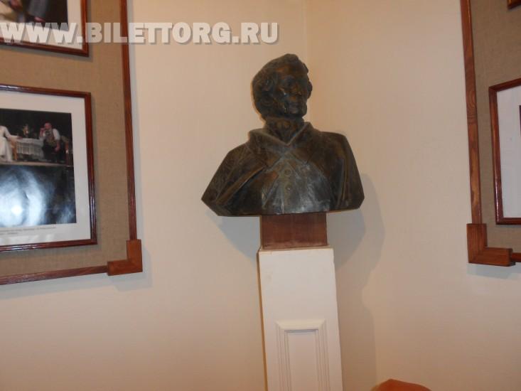 В Театре Содружества актеров Таганки - фото 15.