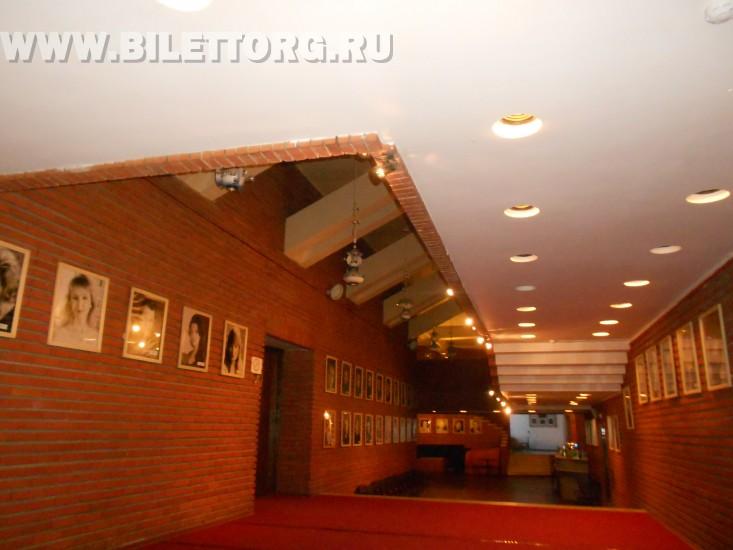 В Театре Содружества актеров Таганки - фото 19.
