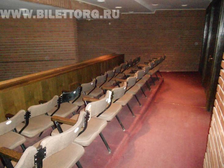 Зал Театра Содружества актеров Таганки - фото 2.