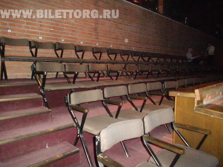 Зал Театра Содружества актеров Таганки - фото 5.