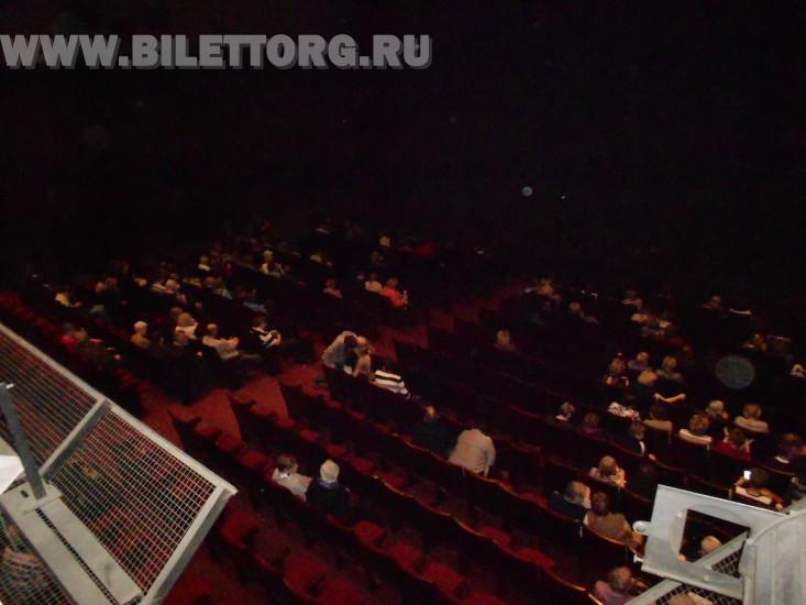 Зал Театра Содружества актеров Таганки - фото 6.
