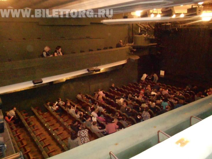театр ленком зал видео