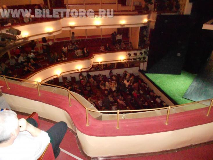 театр вахтангова адрес схема проезда