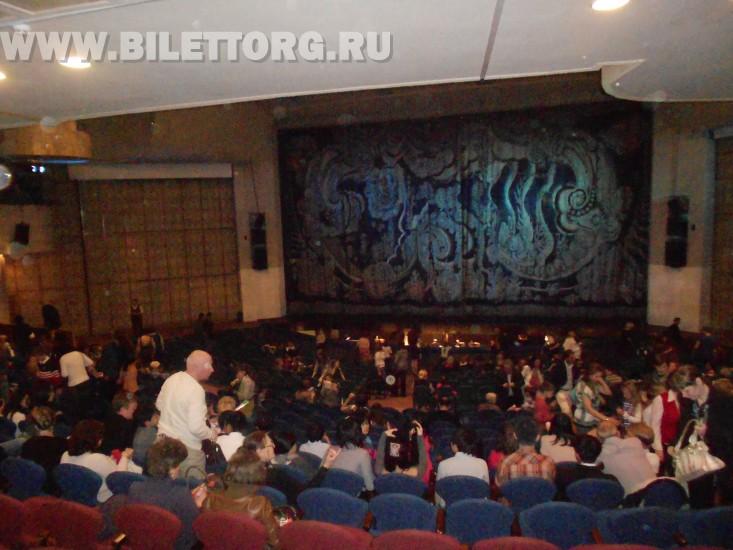 Зрительный зал театра Наталии