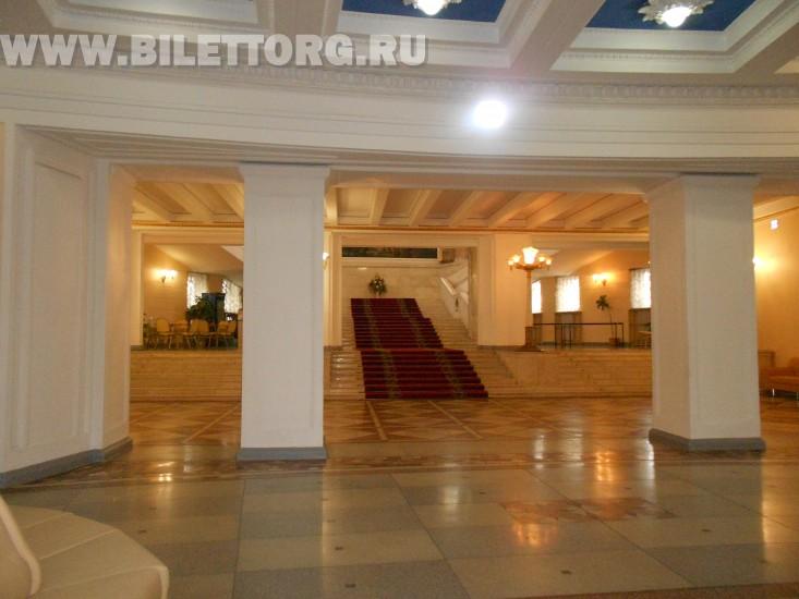 Театр Российской Армии внутри