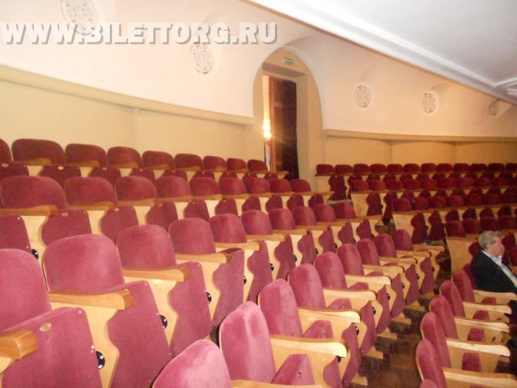 Зрительный зал Дворца на Яузе