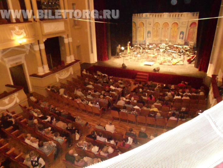 Зрительный зал Дворца на Яузе - фото 5 (партер) .