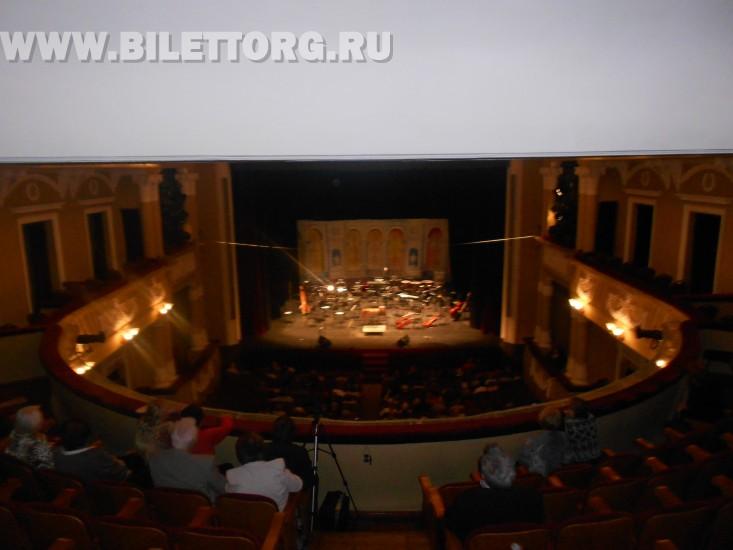 Зрительный зал Дворца на Яузе - фото 8.