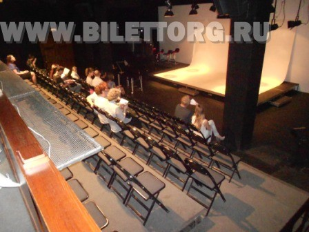 Зал новой сцены, фото 4