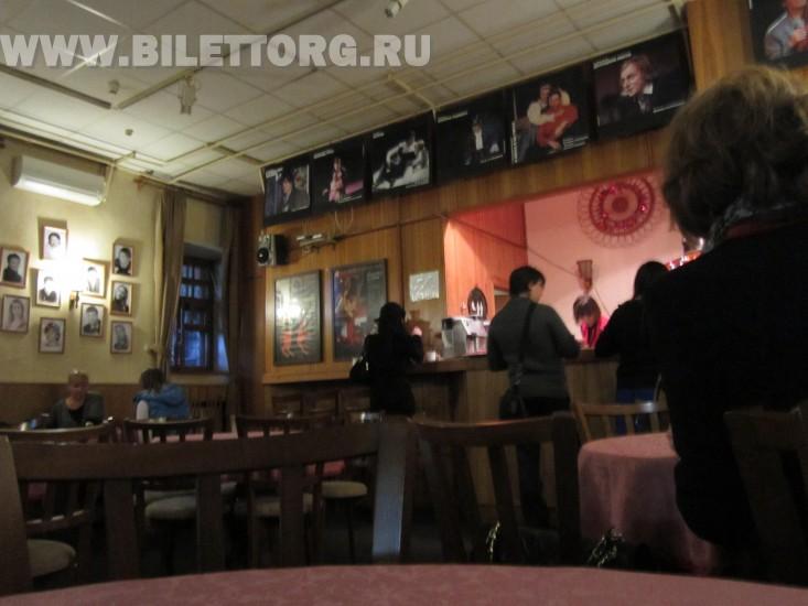 Буфет в театре Сфера фото 3