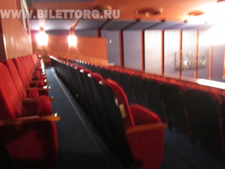 Театр киноактера зрительный зал фото 1