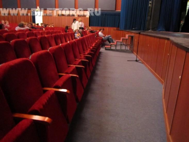 Театр Киноактера зрительный зал фото 2.