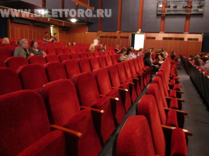 Театр Киноактера зрительный зал фото 7.