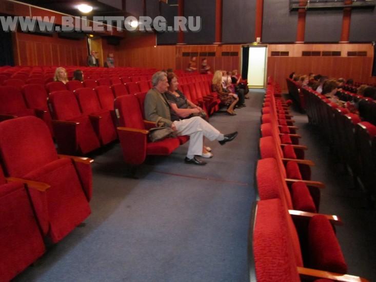 Театр Киноактера зрительный зал фото 9.