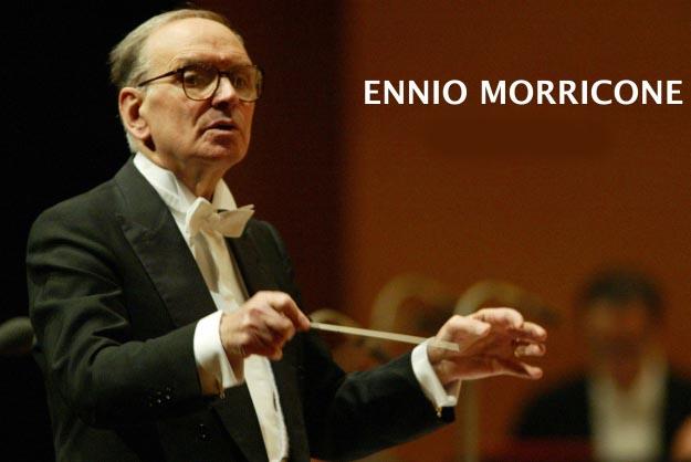 Эннио Морриконе-творец легенд.
