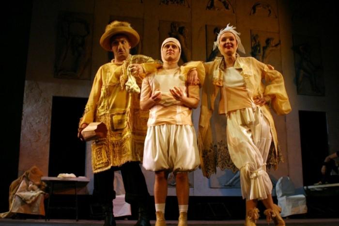 Театр Вахтангова - фото 5