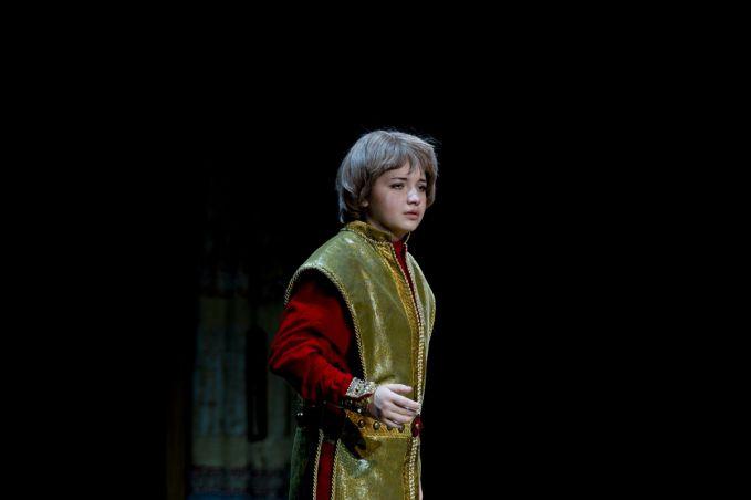 Modest Mussorgsky. Boris Godunov.