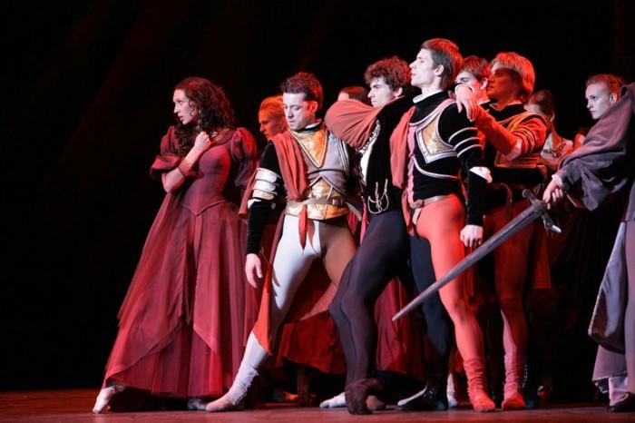 фото балет годунов