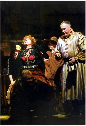 Похожие темы спектакль уильям шекспир виндзорские насмешницы и