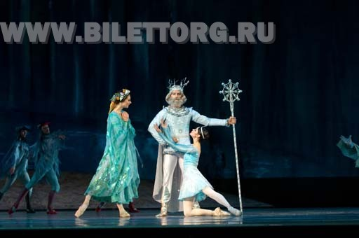 Видео балет снегурочка