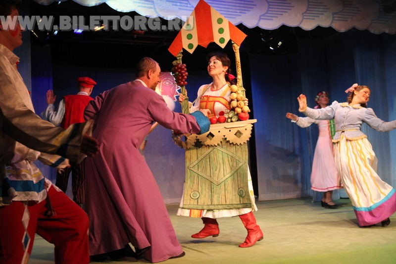 Форум Хочу спектакль по сказке пушкина скоро