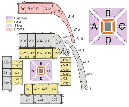 5 октября в СК Олимпийский состоится супер-бокс.  Бой между Владимиром Кличко и Александром.  Поветкиным.