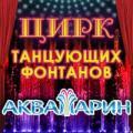 """Елка в Цирке танцующих фонтанов """"Аквамарин"""""""